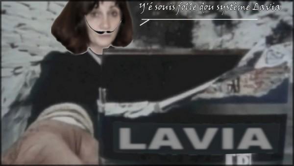 Chantal perrichon et le système Lavia