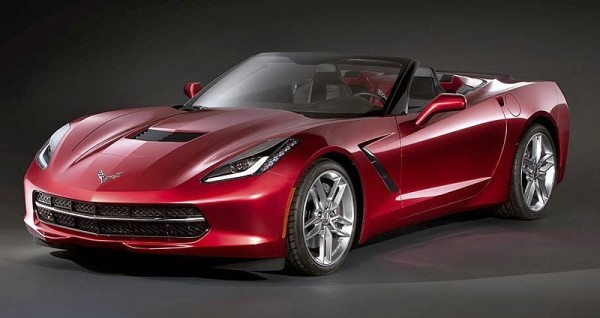 Corvette C7 Stingray Cabriolet 2014.1