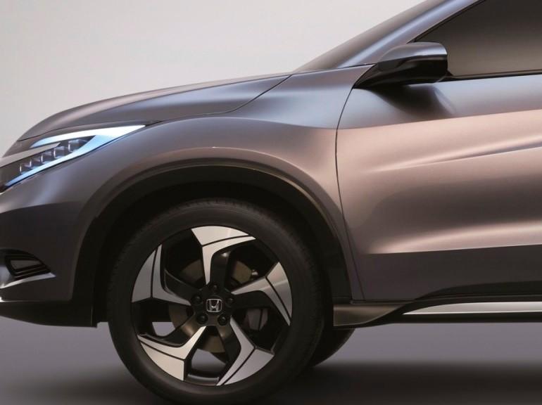 Photo Honda Urban SUV Concept 2013 14 600x448 Honda Urban SUV Concept