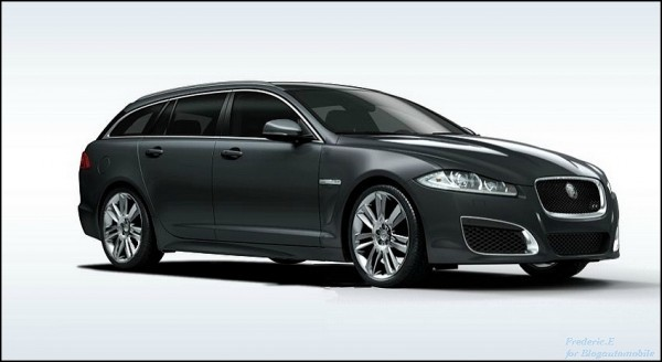Jaguar XFR Sportbrake by Blogautomobile.1