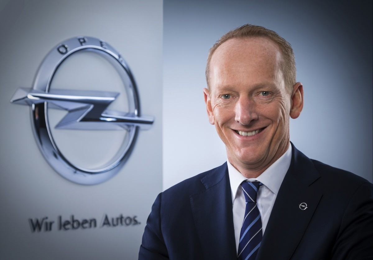 Karl Thomas Neumann pdg d'Opel