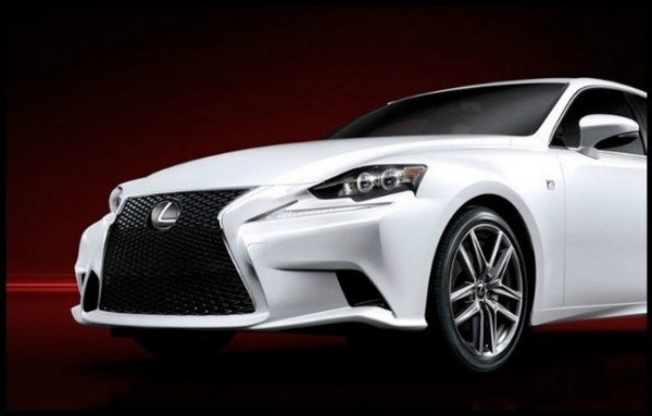 Lexus IS 2013.0