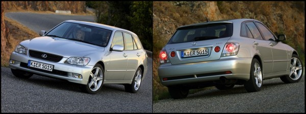 Lexus IS200 Sportcross.2