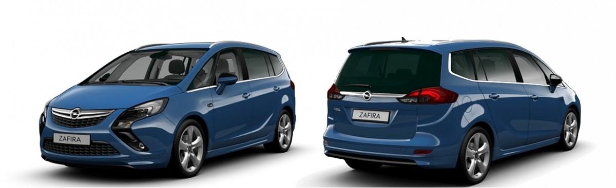 Opel Zafira Tourer 2