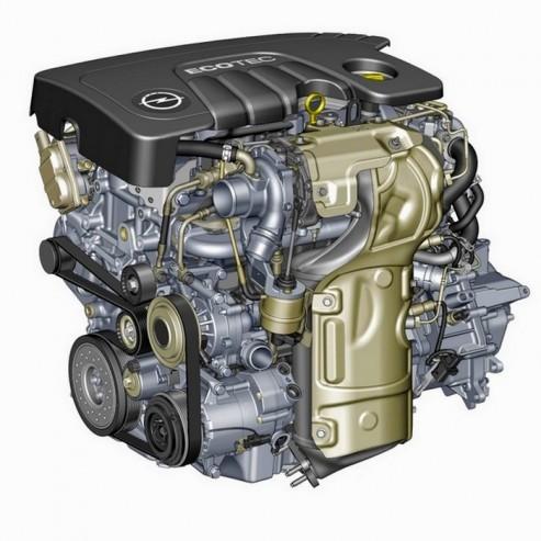 Opel moteur 1.6 L CDTI Ecotec