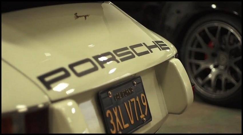 Porsche 911 Singer par Chris Harris