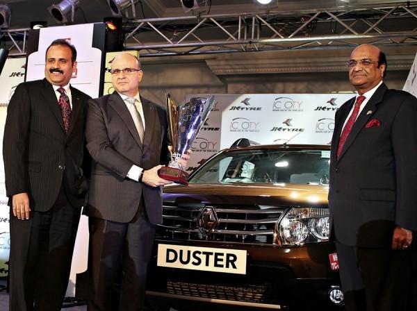 Renault Duster en Inde.1