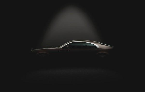 Rolls Royce Wraith - le profill