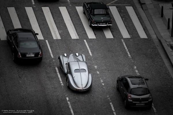 U-Jack - Bugatti SC57 recarrossée en Atlantic