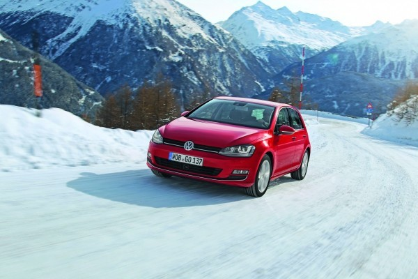 VW Golf 4Motion 2013.4
