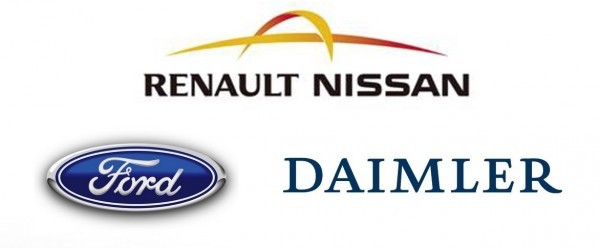 accord Renault-Nissan-Daimler-Ford