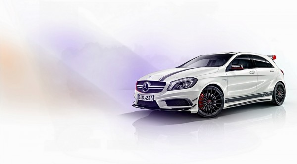 A45 Pack aéro AMG.ED One.2