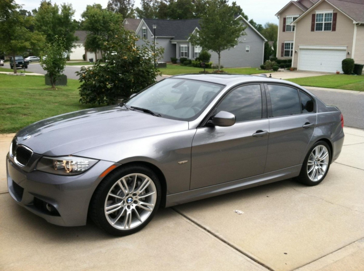 BMW Serie 3 E90 Spec US
