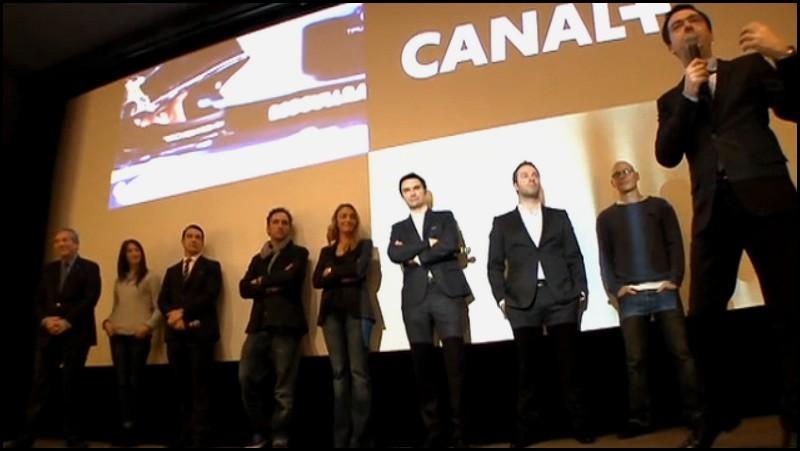 Canal Plus et son écurie de journalistes de F1