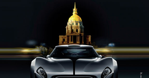 FIA Concept Cars Affiche 2013