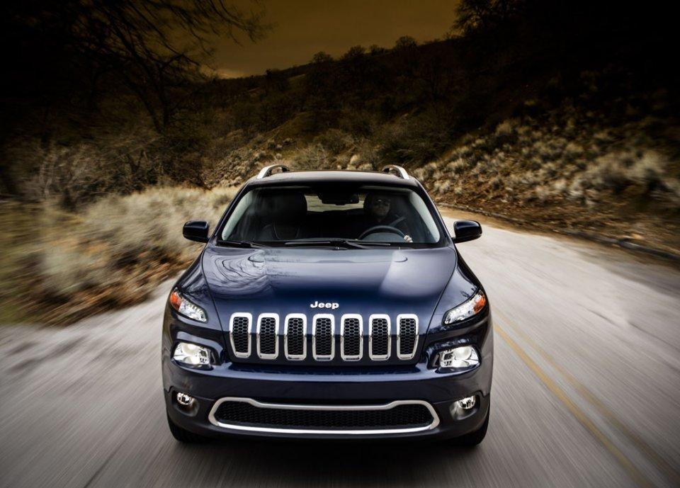 nouvelle jeep cherokee 2014 a vous d 39 voir blog automobile. Black Bedroom Furniture Sets. Home Design Ideas