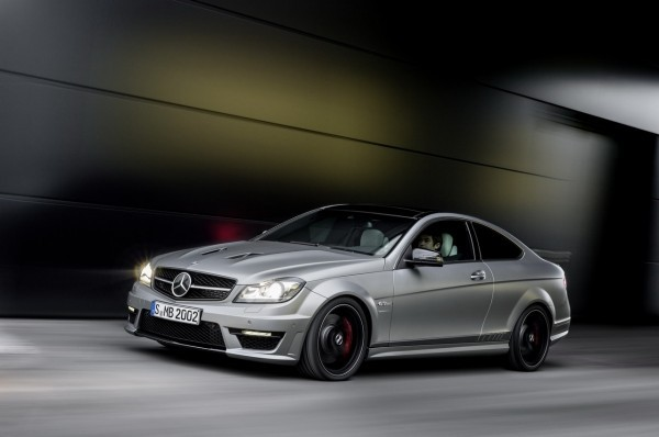 Mercedes-Benz C 63 AMG EDITION 507 .5
