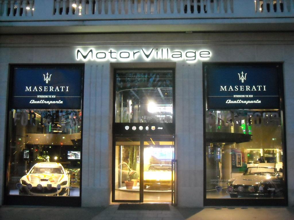 MotorVillage Maserati (3)