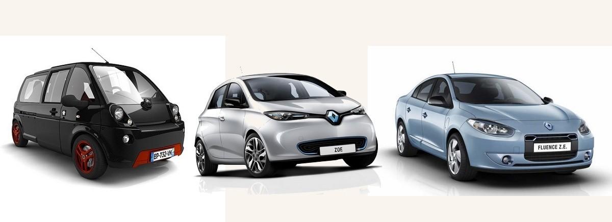 UGAP - un marché de 2600 voitures électriques