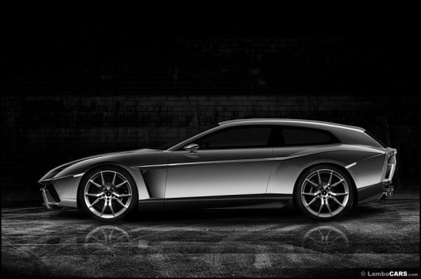 lamborghini V12 gt concept -genève 2013 by LamboCars