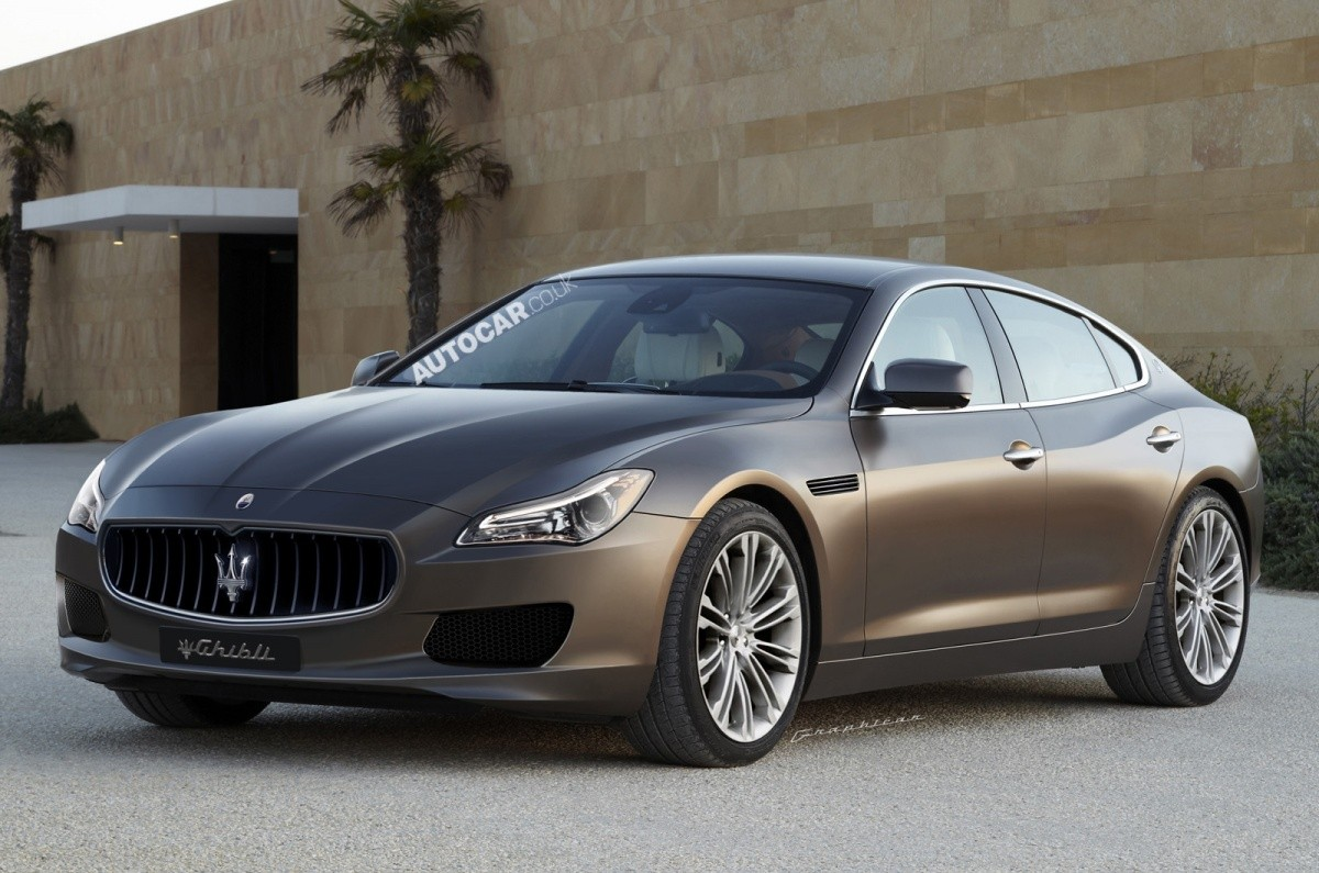 maserati ghibli 2014 by Graphicar