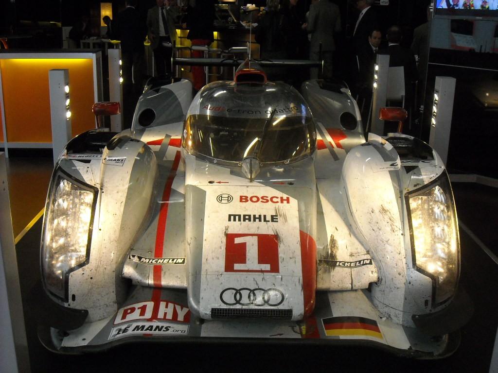 Audi R18 Genève