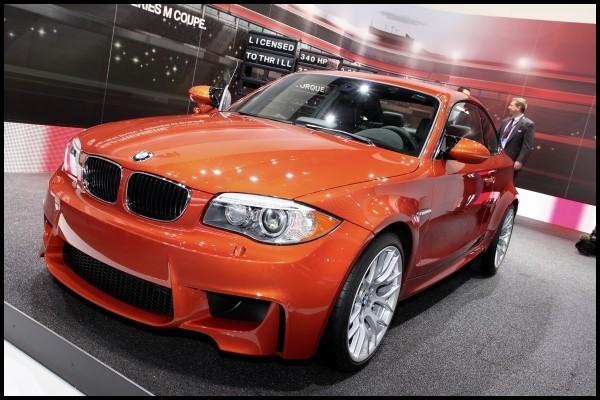 BMW Serie 1 M Coupé.2