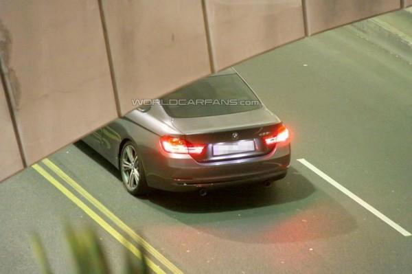 BMW Serie 4.5
