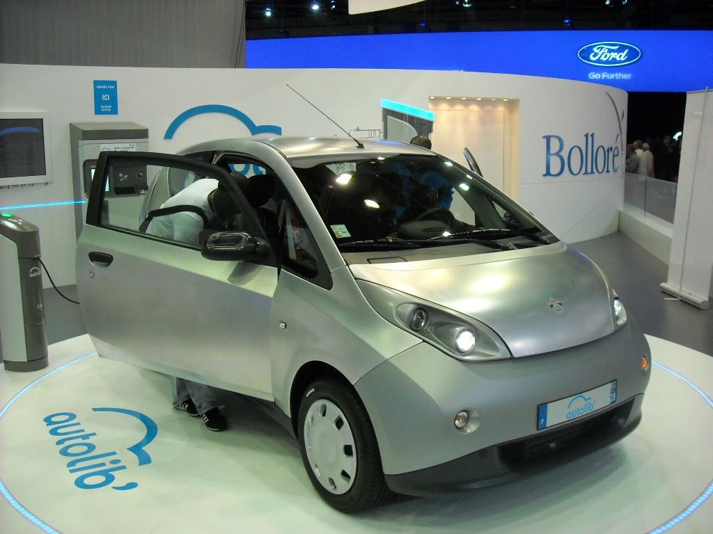Bolloré Bluecar (1)