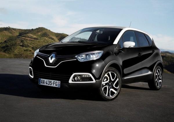 Renault captur versions