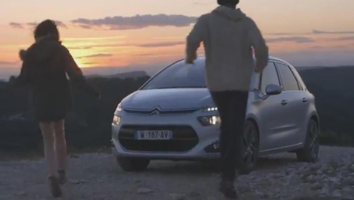Citroën C4 Picasso film2013