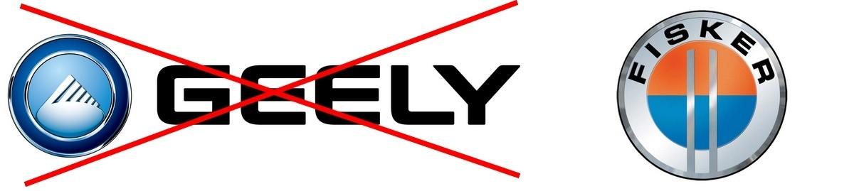 Geely n'aidera pas Fisker
