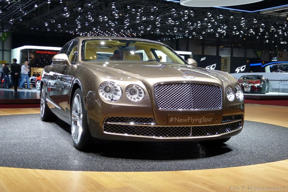 Genève 2013 Bentley 004
