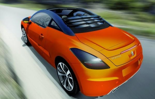 Peugeot RCZ Cabrio by Magna Steyr.0
