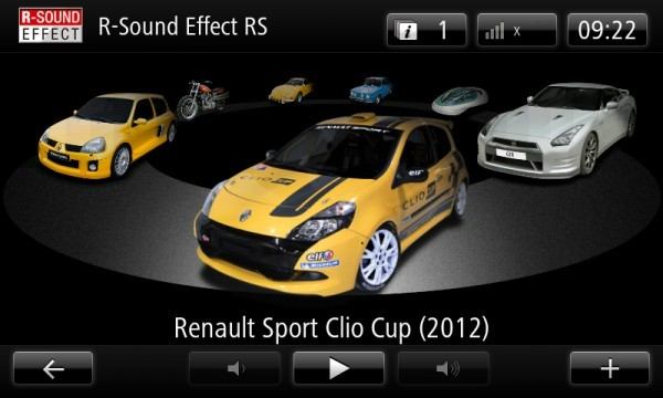 Renault Clio RS Estate 108