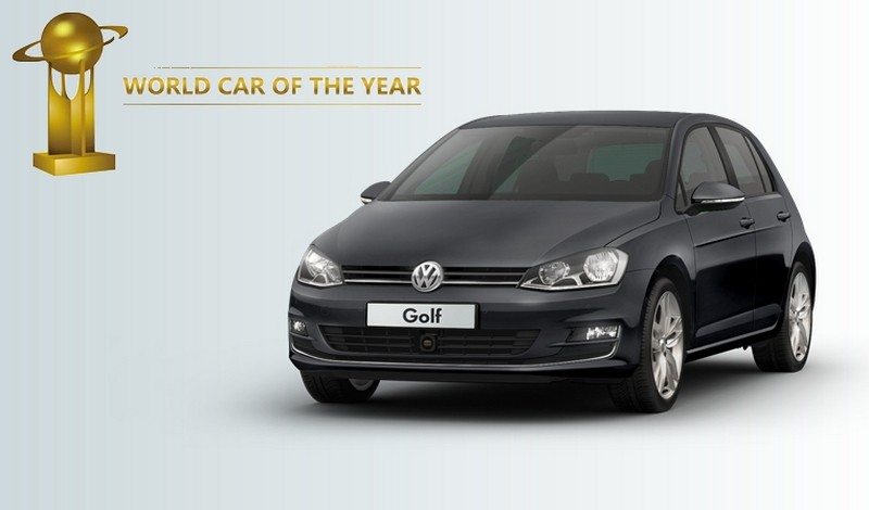 VW Golf World car of the year