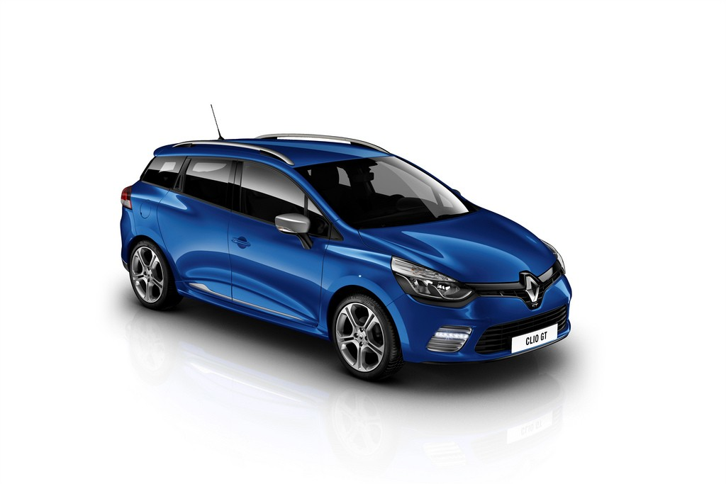 renault clio gt 120 edc existe en berline et estate blog automobile. Black Bedroom Furniture Sets. Home Design Ideas