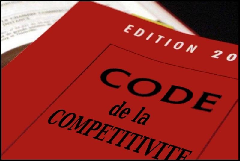 code de la compétitivité