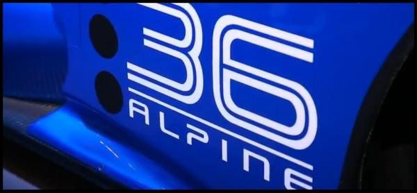 Alpine A450