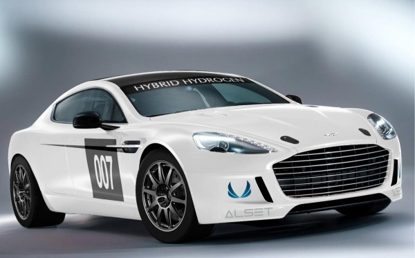 Aston Martin hybrid.2