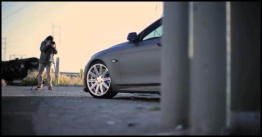 BMW et Vossen
