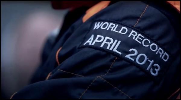 Bugatti Gran Sport Vitesse record avril 2013