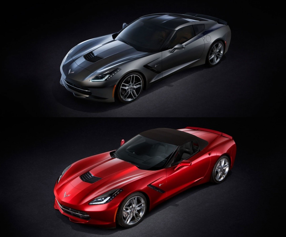 chevrolet corvette stingray c7 2014 la tarif. Black Bedroom Furniture Sets. Home Design Ideas