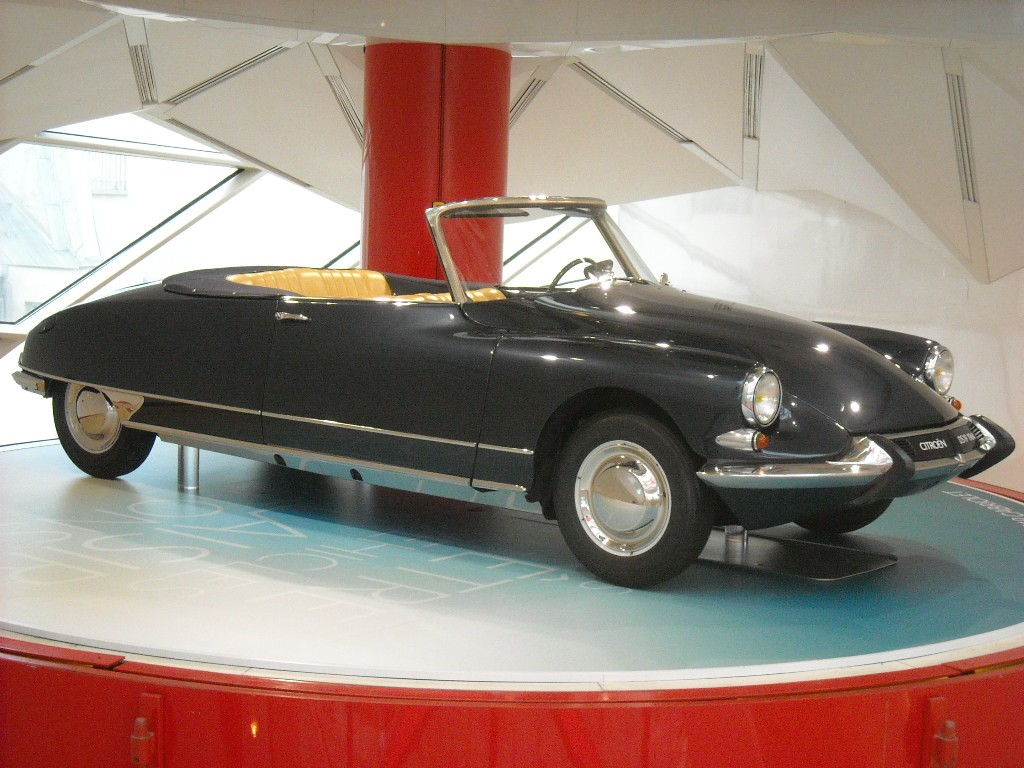 DS 19 Cabriolet