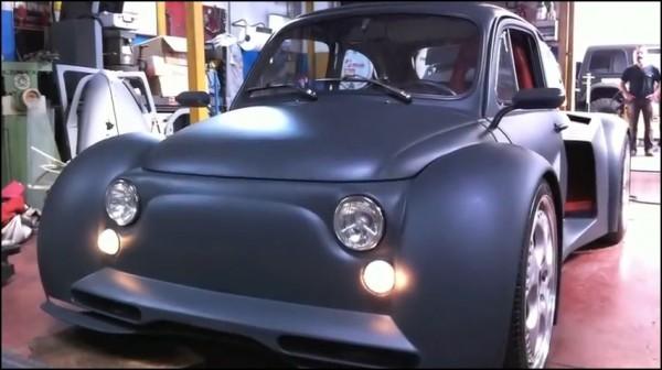 Fiat 500 V12 6.2 L