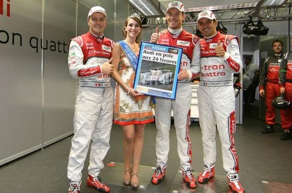 Miss 24h du Mans 2012