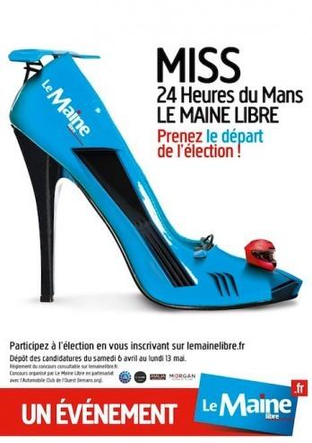 Miss 24h du Mans
