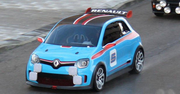 Renault Twin'Run Concept Madrid