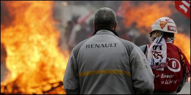 Renault - suicide d'un salarié à Cléon