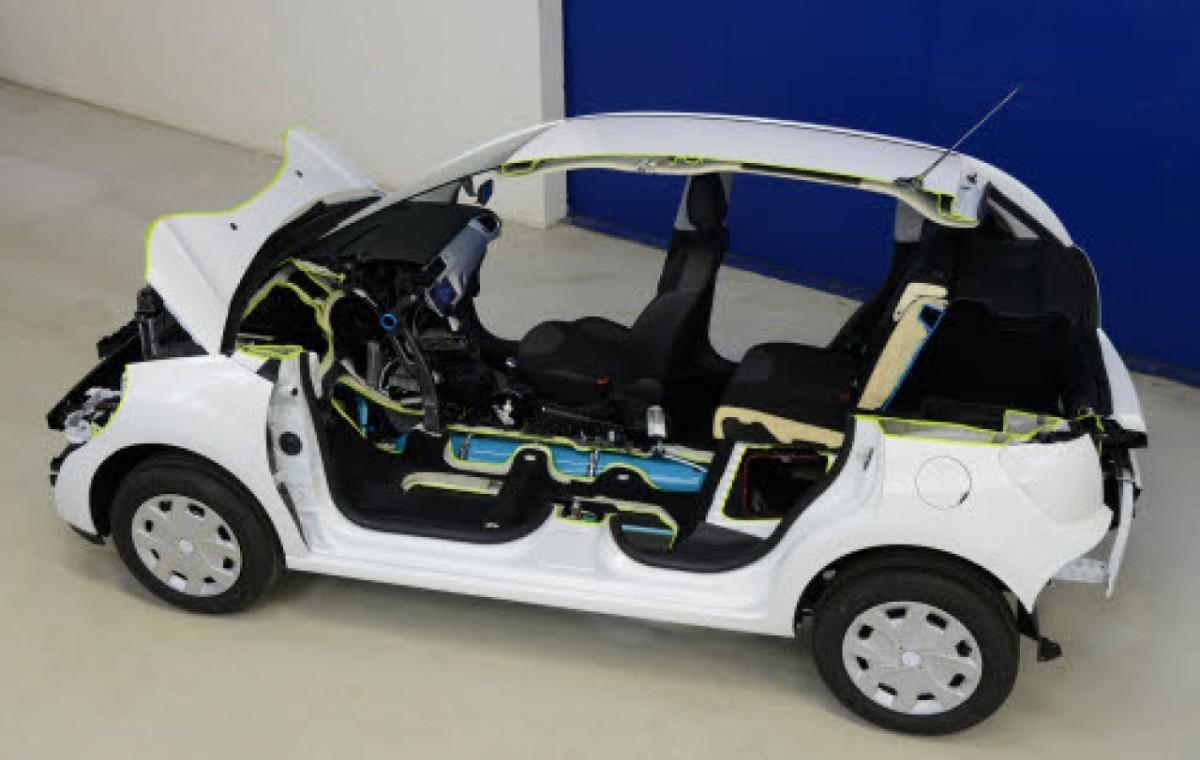 Système Hybrid-Air PSA
